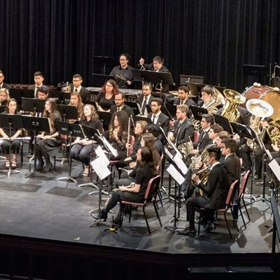 NJCU Symphony of winds and Percussion REMEMBRANCE