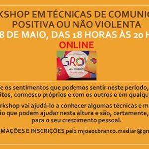 Workshop em Tcnicas de Comunicao Positiva ou No Violenta