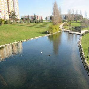 Caminhando por Hortas Jardins e Parques de Lisboa