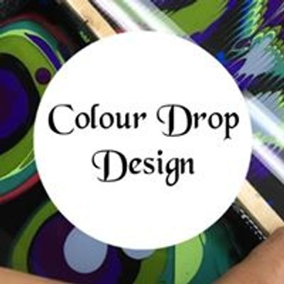Colour Drop Design