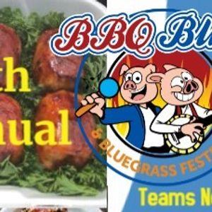 5th Annual NWGA BBQ Blues & Bluegrass Festival