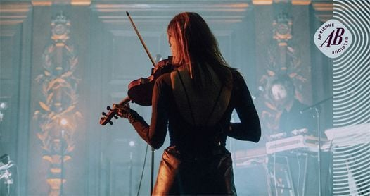 New Date: Tsar B (strings)   Ancienne Belgique, 7 November   Event in Brussels   AllEvents.in