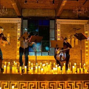 Candlelight Featuring Mozart Bach and Timeless Composers