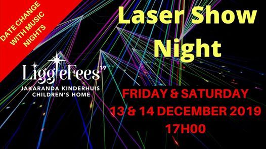Laser Show 13 Dec 2019 (with Music)