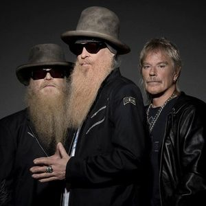 Zz Top at Johnny Mercer Theatre