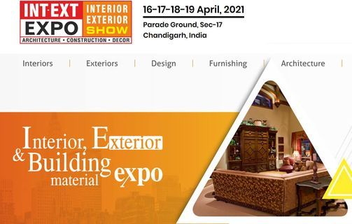 INT-EXT EXPO 2021 | Event in Chandigarh | AllEvents.in