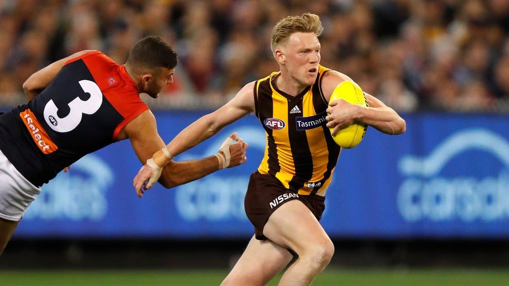 Hawthorn v West Coast Eagles - Members
