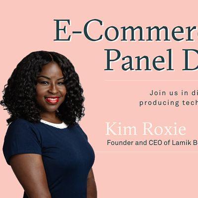 E-Commerce November Meetup & Panel Discussion  Kim Roxie