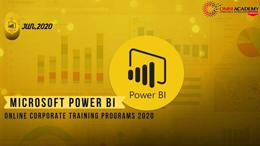 Microsoft Power BI [ Online ]