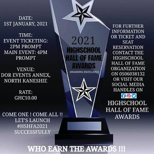 HIGHSCHOOL HALL OF FAME AWARDS 2021 OFFICIAL LAUNCH