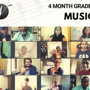 Music Method ONLINE - 4 month course (VocalsInstruments  Theory  Ear Training)