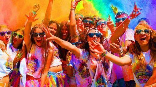 Holi Fest - El Festival de la Alegria