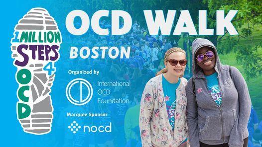 Boston 1 Million Steps 4 OCD Walk, 18 September   Event in Boston   AllEvents.in