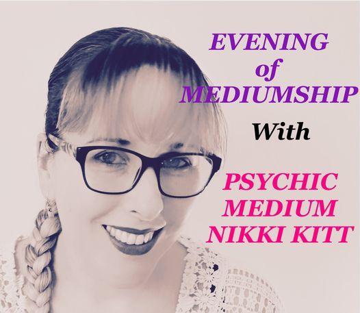 Evening of Mediumship - Exeter