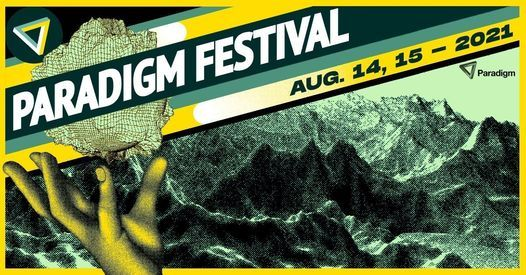 Paradigm Festival 2021 (live), 14 August   Online Event   AllEvents.in