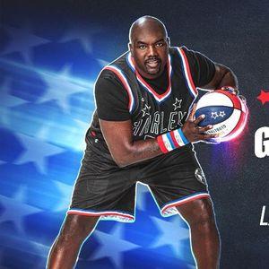 Harlem Globetrotters  Ballerup Super Arena 18. april