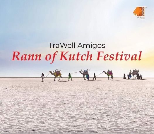White Rann of Kutch Festival + Bhuj Sightseeing, 29 January | Online Event | AllEvents.in