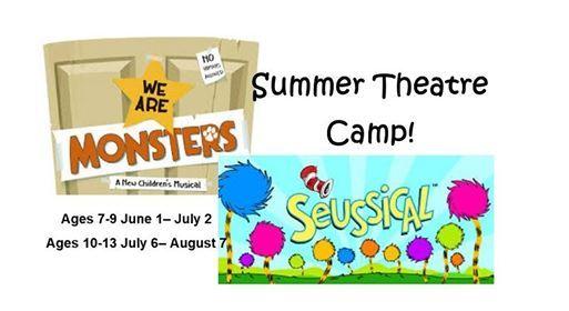 2020 Summer Theatre Camp