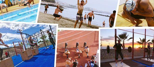 1) Teneriffa Trainingscamp 2020 - CF Einsteiger Camp 1