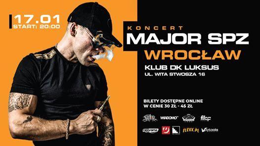 Major SPZ we Wrocawiu Koncert premierowy.