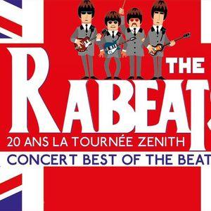 The Rabeats  Hommage aux Beatles  Montpellier  Mars 2020