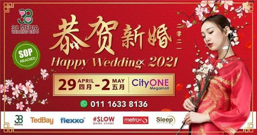 38 Media Wedding Expo 2021, 29 April | Event in Kuching | AllEvents.in
