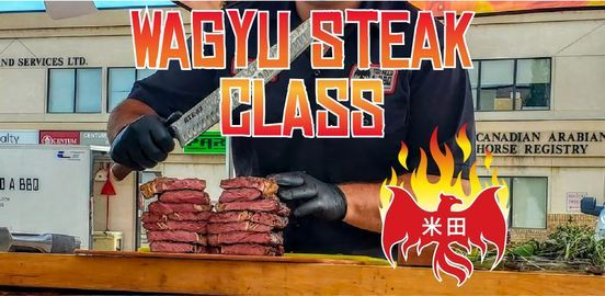 Wagyu Steak Class, 15 May | Event in Sherwood Park | AllEvents.in