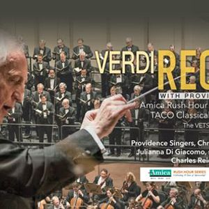 Amica Rush Hour Series- Verdi Requiem