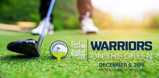 Warriors on the Green  Golf Tournament
