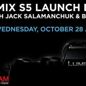 Panasonic Lumix S5 Launch Event Q&A