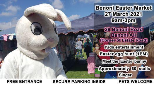 Benoni Easter Market - 27 March 2021, 27 March | Event in Benoni | AllEvents.in