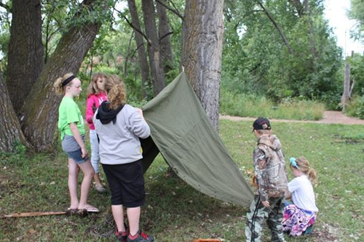 Survival Skills Try-It Day