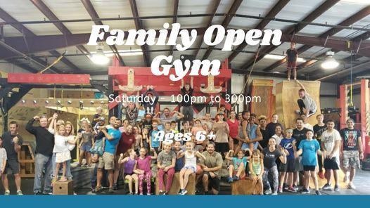 Family Open Gym, 15 May | Event in Palmetto | AllEvents.in