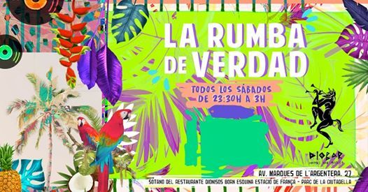 La Rumba de Verdad feat. Nyahbingi Sound
