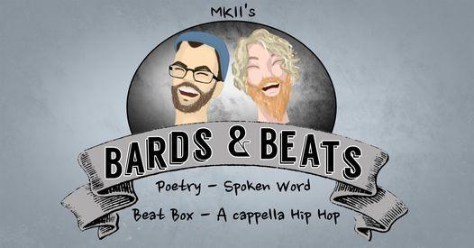 MK11's Bards & Beats / 06.06.21, 6 June   Event in Milton Keynes   AllEvents.in