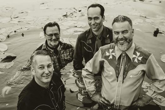 Aflsluiter Openingsfeest 2021I The Hadacol Tremblers Live, 12 September   Event in Turnhout   AllEvents.in