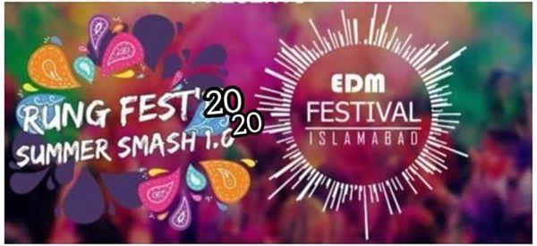 RANG DE EDM Family Festival 2020