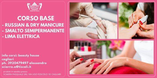 Beauty House | corso russian dry manicure & semipermanente, 21 January | Event in Cagliari | AllEvents.in