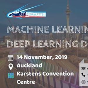Machine Learning and Deep Learning Day