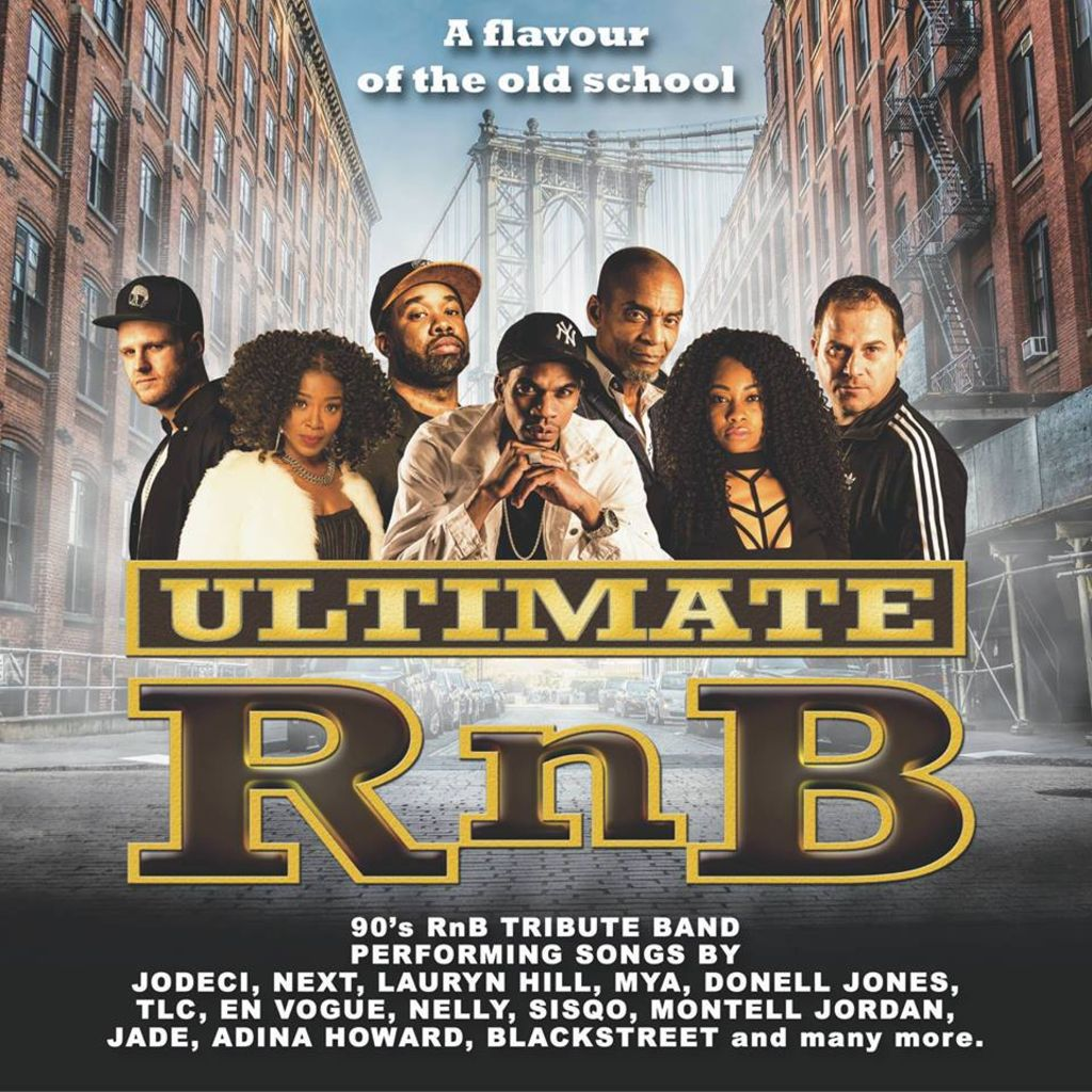 Ultimate RnB Live , 19 February   Event in Leicester   AllEvents.in