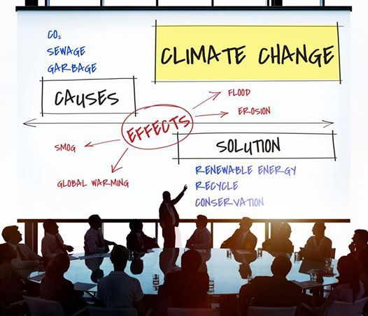 Climate Change Strategies for Mitigation and Resiliency Planning