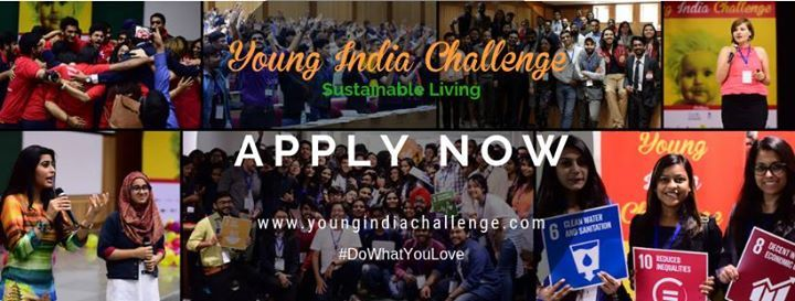 Young India Challenge 2020 (11th Edition) DoWhatYouLove