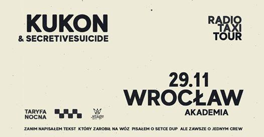 Kukon we Wrocawiu  RADIO TAXI tour