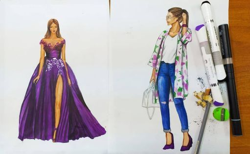 Fashion Drawing & Collection Concept Course, 9 January | Event in Heliopolis | AllEvents.in