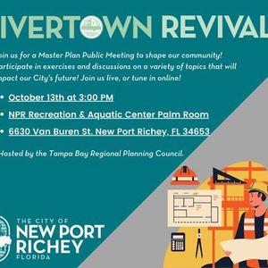 Master Plan Public Meeting