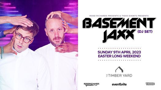 Basement Jaxx (DJ Set) Melbourne, 14 April   Event in South Yarra   AllEvents.in