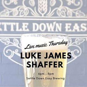 SDE Live Music with Luke James Shaffer