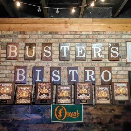 Live At Buster's Bistro, 16 April | Event in Sanford | AllEvents.in