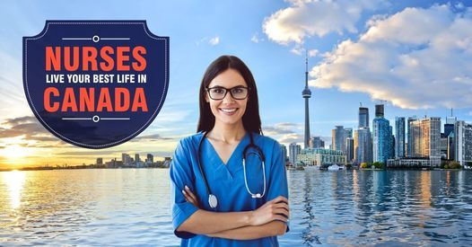 Be a Permanent Resident of Canada in 2 years as a NURSE | Online Event | AllEvents.in