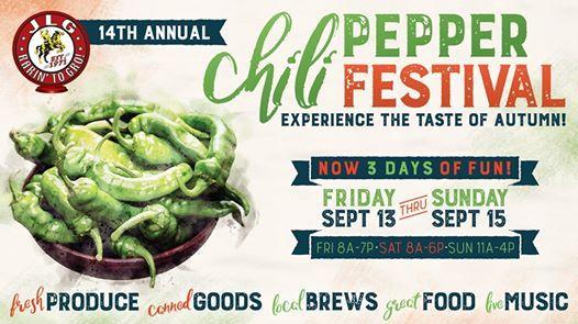 Chili Pepper Festival